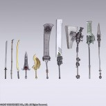 NieR: Automata™ BRING ARTS Trading Weapon Collection (set of 10)