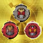 DX Ridewatch Set Vol.1