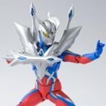 S.h Figuarts Ultimate Aegis/ Ultraman Zero Armor Option Parts Set