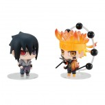 Chimi mega buddy series! NARUTO - Naruto Shippuden Uzumaki Naruto & Sasuke Ninja War Battle Set