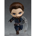 "Nendoroid ""Avengers: Infinity War"" Captain America Infinity Edition"