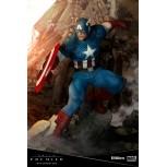 1/10 ARTFX PREMIER Captain America PVC