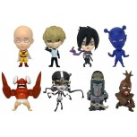 16d Collectible Figure Collection: ONE PUNCH MAN Vol.1: 1Box (8pcs)