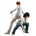 G.E.M. series DEATH NOTE - Yagami Light & L