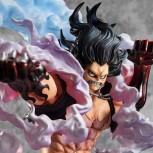 "Portrait.Of.Pirates One Piece ""SA-MAXIMUM"" - Monkey D Luffy 4th Gear Snakeman"