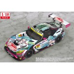 1/43 RD SCALE GOOD SMILE HATSUNE MIKU AMG: 2019 VER.