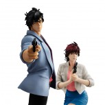 G.E.M Series City Hunter: Shinjuku Private Eyes -  Ryo Saeba & Kaori Makimura