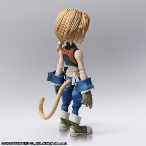 Bring Arts Zidane Tribal & Garnet Til Alexandros 17th (Final Fantasy IX)