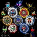 Kamen Rider Zi-O Sound Ride Watch Series GP Ride Watch PB02
