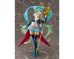 1/7 Hatsune Miku GT Project: Racing Miku 2018: Challenging to the TOP PVC