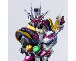 S.h Figuarts Kamen Rider Zi-O II [FREE KCX Exclusive POSTER 附送KCX限定海报 ]