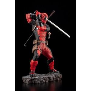 1/6 Deadpool Maxim Fine Art Statue Cold Cast Completed Figure