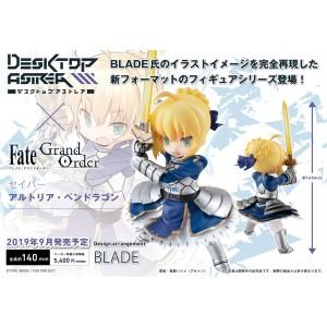 Desktop Astrea Fate/Grand Order Saber Altria Pendragon