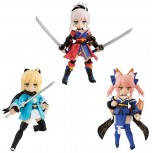 Desktop Army Fate/Grand Order Vol.3: 1Box (3pcs)