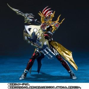 S.h Figuarts Kamen Rider Gamedeus Cronus [FREE KCX Exclusive POSTER 附送KCX限定海报 ]
