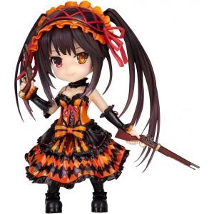 Deformed Series Lulumeku Date A Live: Kurumi Tokisaki PVC