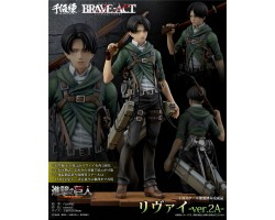 1/8 BRAVE-ACT Levi -ver.2A- (Attack on Titan)
