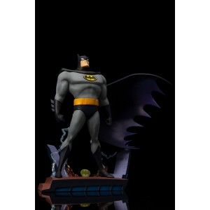 1/10 ARTFX+ Batman Animated Opening Edition PVC