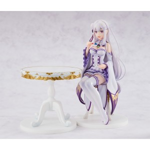 1/7 Re:ZERO -Starting Life in Another World-: Emilia Tea Party Ver. PVC