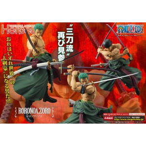Variable Action Heroes One Piece Roronoa Zoro (Renewal)