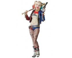 MAFEX Harley Quinn Suicide Squad (Reissue)