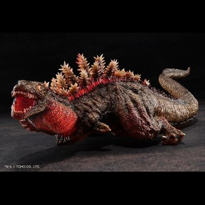 Chogeki Series: Shin Godzilla 2016 -2nd Form-