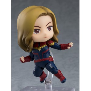 Nendoroid Captain Marvel: Hero's Edition DX Ver. (Captain Marvel)