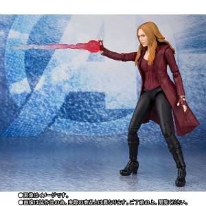 S.h Figuarts Scarlet Witch