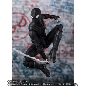 S.h Figuarts Spider-man (Stealth Suit)