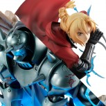 [BACKORDER] Precious G.E.M. Series Fullmetal Alchemist - Edward & Alphonse Elric Brothers Set