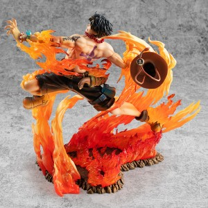 "[BACKORDER]Portrait.Of.Pirates One Piece ""NEO-MAXIMUM"" Portgas D Ace 15th LIMITED Ver."