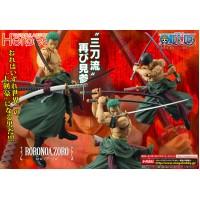 [BACKORDER] Variable Action Heroes One Piece Roronoa Zoro (Renewal)