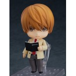 Nendoroid Light Yagami 2.0 (DEATH NOTE)