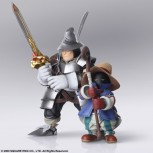 Final Fantasy IX: BRING ARTS Vivi & Steiner