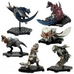 Capcom Figure Builder Monster Hunter Standard Model Plus Vol.15 (6pcs/box)