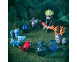 G.E.M. Series Gaiden! Naruto Uzumaki and the Beasts (Reissue)