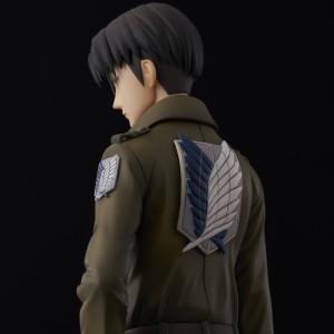 Attack on Titan: Levi Coat Style