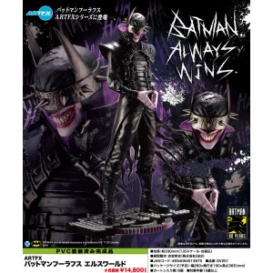 1/6 ARTFX DC Comics ELSEWORLD Series - Batman Who Laughs PVC