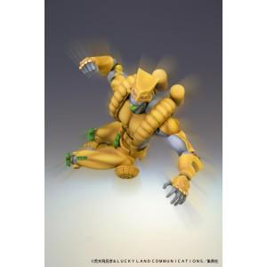 Super Action Statue: The World (JoJo's Bizarre Adventure Part 3) (Reissue)