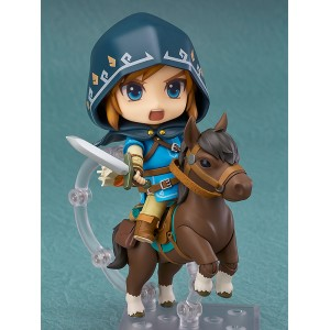 Nendoroid Link: Breath of the Wild Ver. DX Edition (The Legend of Zelda: Breath of the Wild) (Reissue)