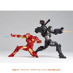 Amazing Yamaguchi No.016 Warmachine