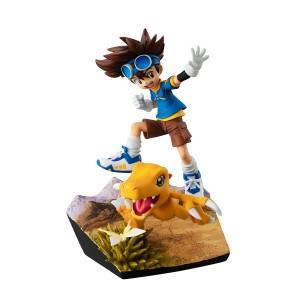 G.E.M.Series Digimon Adventure Taichi Yagami & Agumon 20th Anniversary Ver.