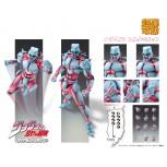 Super Action Statue: Crazy Diamond (JoJo's Bizarre Adventure Part 4) (Reissue)