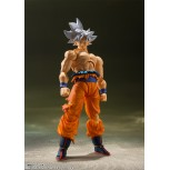S.h Figuarts Full Mastered Ultra Instinct Goku [FREE KCX Exclusive POSTER 附送KCX限定海报 ]