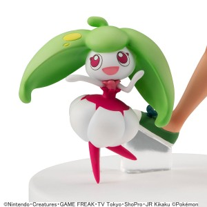 G.E.M. Series Pokemon Mallow & Steenee