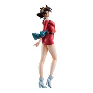 GGG Mobile Fighter G Gundam: Rain Mikamura