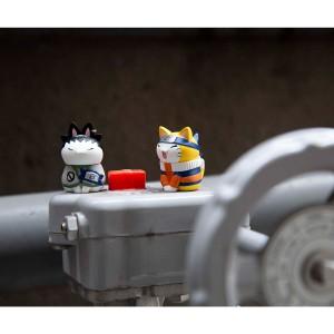 Nyaruto! Naruto: Konoha Happy Cats Arc: 1Box (8pcs)
