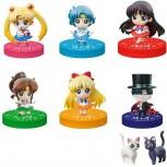 Petite Chara! Sailor Moon: Puchitto Oshioki Yo! Arc 2020ver.: 1Box (6pcs)
