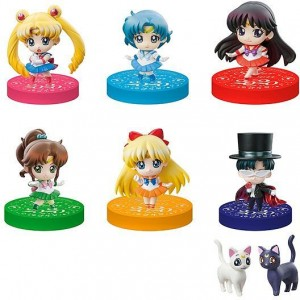 Petite Chara! Sailor Moon: Puchitto Oshioki Yo! Arc 2020ver.: 1Box (6pcs)