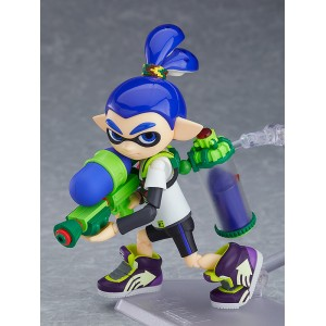 figma Splatoon Boy: DX Edition (Splatoon/Splatoon 2)